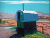 """States: Gas Station House Trailer, Wyoming"""