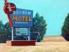 """""""States: Soo-Paw Motel, Nebraska"""""""