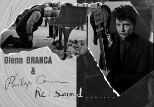 Glenn BRANCA & Philip CORNER re SOUND