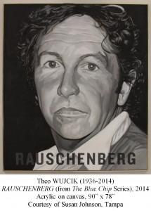 Rauschenberg- Wujcik w. Caption
